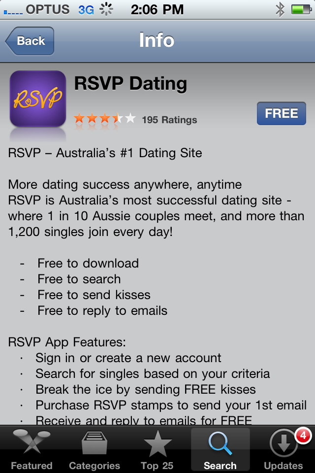 Online dating for young professionals in Brisbane